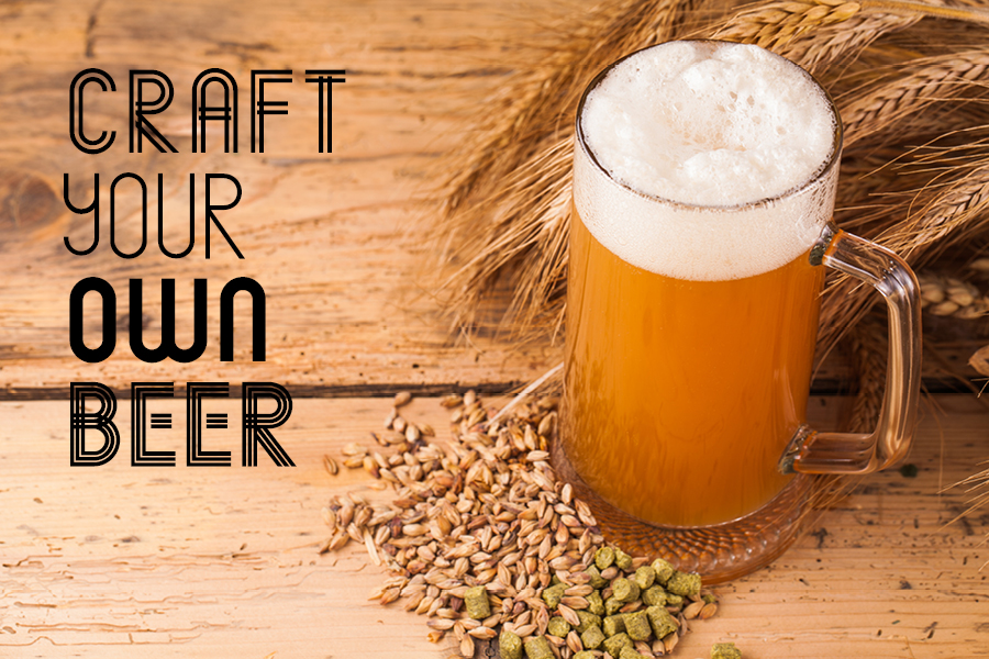 Craft Your Own Beer workshop
